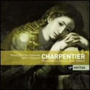Messe en la mémoire d'un prince / Requiem - Magnificat - Te Deum - CD Audio di Marc-Antoine Charpentier,Pierre Tabart,La Fenice,Jean Tubery
