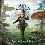 Cover CD Colonna sonora Alice in Wonderland