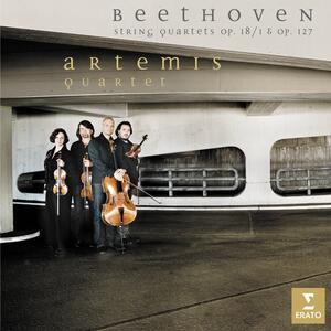 Quartetti op.18 n.1, op.127 - CD Audio di Ludwig van Beethoven,Artemis Quartet