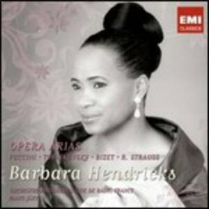 Barbara Hendricks au coeur de l'opera - CD Audio di Barbara Hendricks
