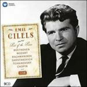 Icon - CD Audio di Emil Gilels