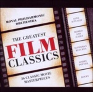 Greatest Film Classics (Colonna Sonora) - CD Audio di Royal Philharmonic Orchestra