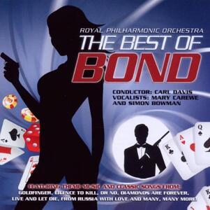 Best Of James Bond - CD Audio di Royal Philharmonic Orchestra