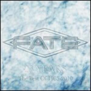 25 Years. The Best of Fate 1985-2010 - CD Audio di Fate