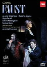 Film Charles Gounod. Faust (2 DVD) David McVickar