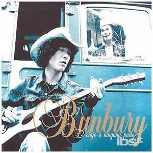 El Viaje A Ninguna Parte - CD Audio di Enrique Bunbury