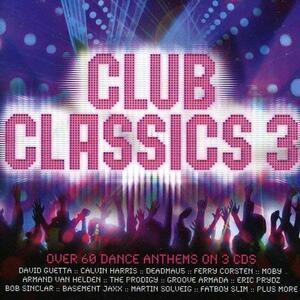 Club Classics vol.2 - CD Audio