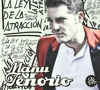 La Ley de la atraccion - CD Audio di Manu Tenorio