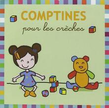 Comptines pour les creche - CD Audio di Children
