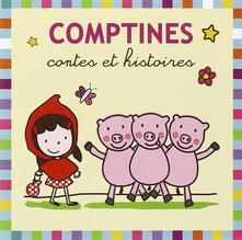 Comptines. Contes Et Histoires - CD Audio