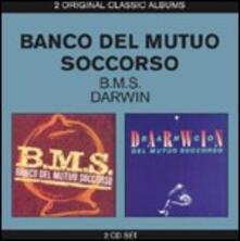 BMS - Darwin - CD Audio di Banco del Mutuo Soccorso