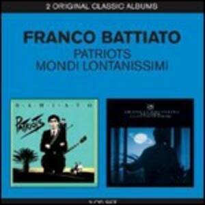 Patriots - Mondi lontanissimi - CD Audio di Franco Battiato