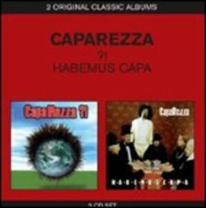 ?! - Habemus Capa - CD Audio di Caparezza