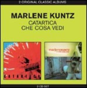 Catartica - Che cosa vedi - CD Audio di Marlene Kuntz