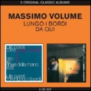 Lungo i bordi - Da qui - CD Audio di Massimo Volume
