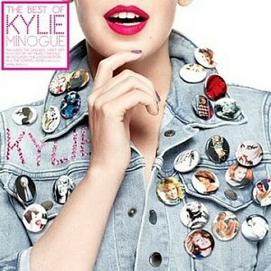 Foto Cover di The Best of Kylie Minogue, CD di Kylie Minogue, prodotto da EMI