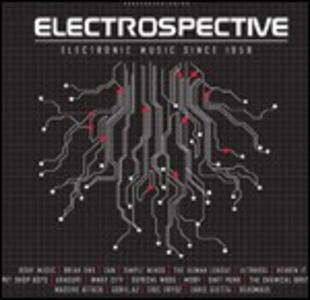 Electrospective. Electronic Music Since 1958 - CD Audio