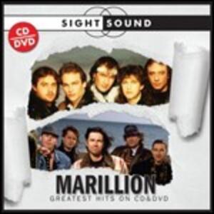 Sight & Sound - CD Audio + DVD di Marillion