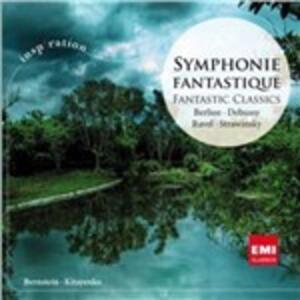 Symphonie fantastique - CD Audio di Hector Berlioz,Claude Debussy,Maurice Ravel,Igor Stravinsky