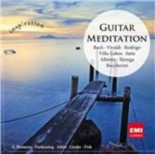 Guitar Meditation - CD Audio