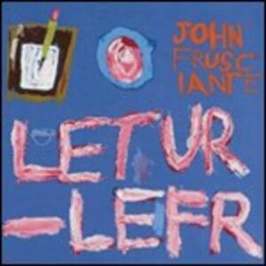 Letur-Lefr - CD Audio Singolo di John Frusciante