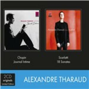 Scarlatti - Chopin - CD Audio di Alexandre Tharaud