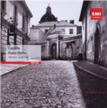 Musica per pianoforte - CD Audio di Fryderyk Franciszek Chopin,Nelson Goerner