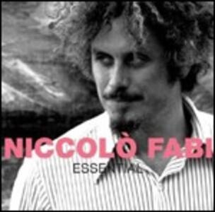 Essential - CD Audio di Niccolò Fabi