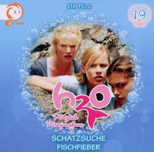 Plotzlich Meerjungfrau 2 - CD Audio di H2O