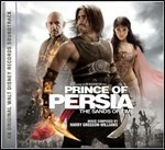Cover CD Colonna sonora Prince of Persia - Le sabbie del tempo