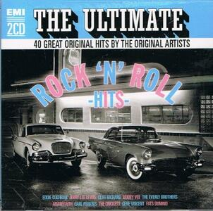 The Ultimate Rock N Roll Hits - CD Audio