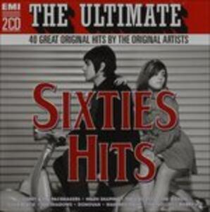 Ultimate Sixties Hits - CD Audio