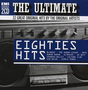 The Ultimate Eighties Hits - CD Audio