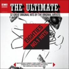 The Ultimate Eighties No.1 Hits - CD Audio