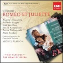 Romeo e Giulietta - CD Audio di Charles Gounod,Michel Plasson