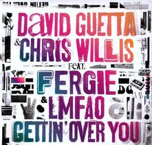 Gettin Over You - Vinile LP di David Guetta