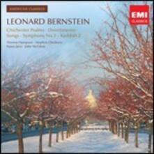American Classics - CD Audio di Leonard Bernstein