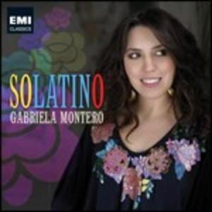 Solatino - CD Audio di Gabriela Montero
