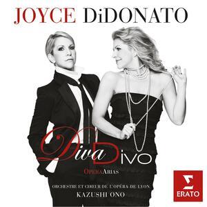 Diva-Divo - CD Audio di Orchestra dell'Opera di Lione,Joyce Di Donato,Kazushi Ono