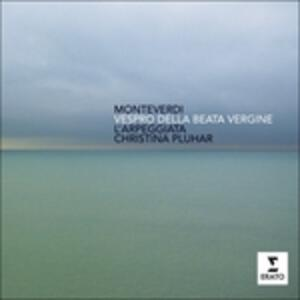 Vespro della Beata Vergine - CD Audio di Claudio Monteverdi