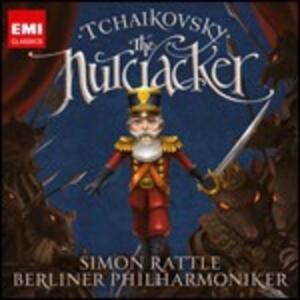 Lo schiaccianoci - CD Audio di Pyotr Il'yich Tchaikovsky,Berliner Philharmoniker,Simon Rattle