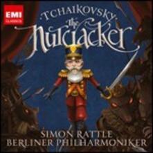 Lo schiaccianoci (Discovery Edition) - CD Audio di Pyotr Ilyich Tchaikovsky,Berliner Philharmoniker,Simon Rattle