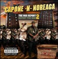 The War Report 2 - CD Audio di Capone-N-Noreaga