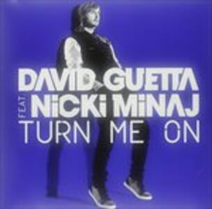 Turn Me On - Vinile LP di David Guetta