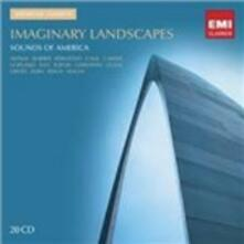 American Classics. Imaginary Landscapes - CD Audio