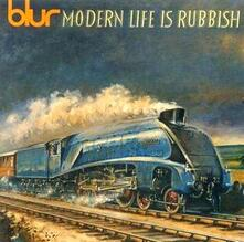 Modern Life Is Rubbish (Remastered Limited Edition) - CD Audio di Blur