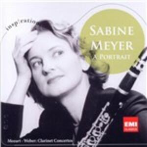 Sabine Meyer Portrait - CD Audio di Sabine Meyer