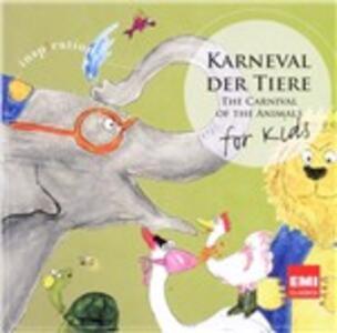 Karneval der Tiere - CD Audio