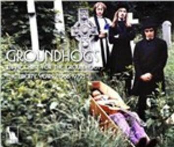 Liberty Years 1968-72 - CD Audio di Groundhogs