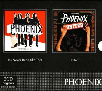 It's Never Been Like - CD Audio di Phoenix